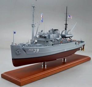 USS Conserver model image